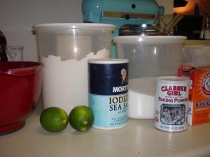 scone dry ingredients