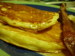 buttermilk pancake breakfast